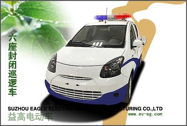 锂电池巡逻车