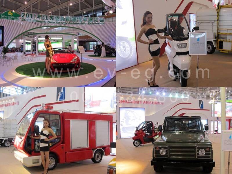 中国新能源(千赢新版app电动车)展