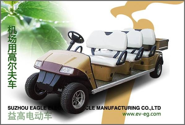 机场用高尔夫球车