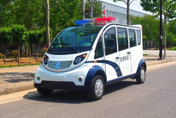 HLD-XT6型封闭电动巡逻车