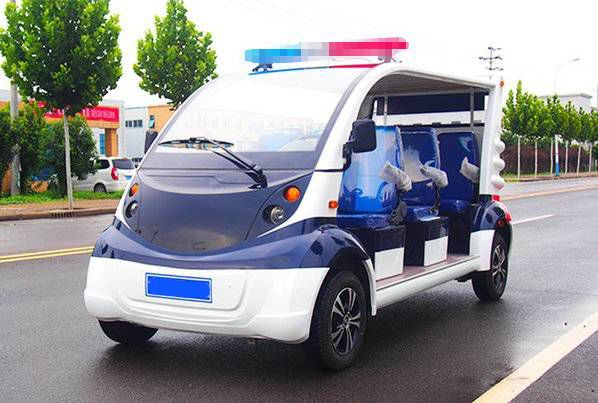 XT6C电动巡逻车