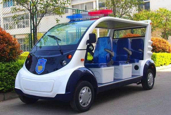 HLD-XT6C型电动巡逻车