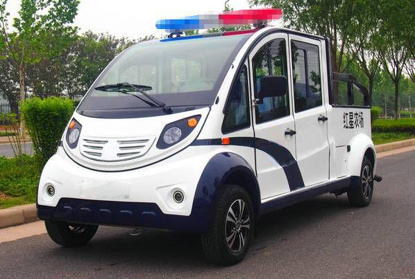 XT4D电动巡逻车