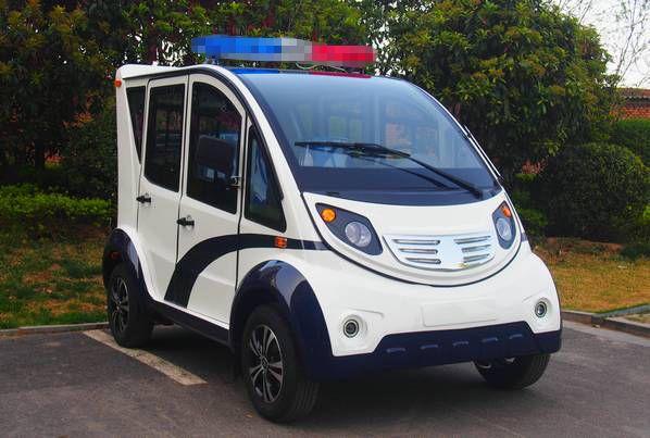 HLD-XT4型封闭电动巡逻车