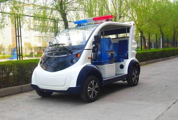 HLD-XT4C型电动巡逻车