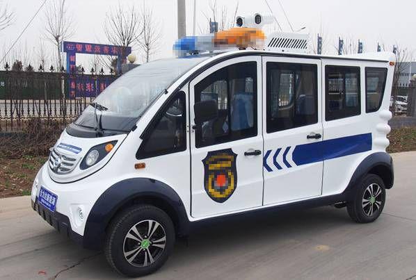 XT6电动巡逻车